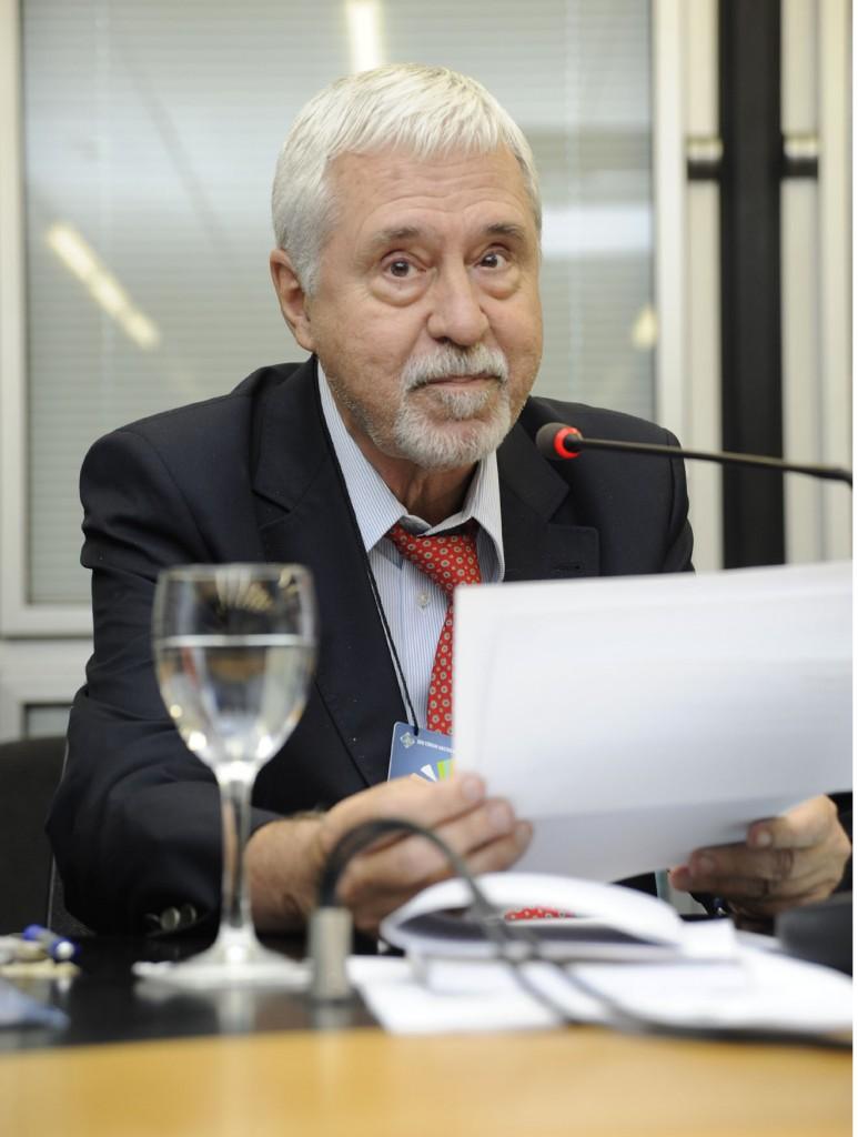 Luiz Paulo Horta, ex-presidente do CDV.