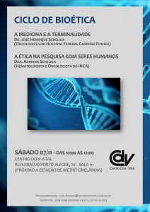 Cartaz - Bioética [1]