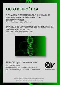 Cartaz - Bioética [2]