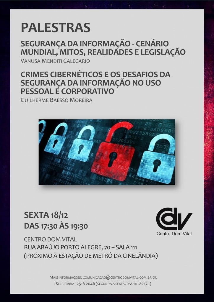 Cartaz Segurança da Informação - V2