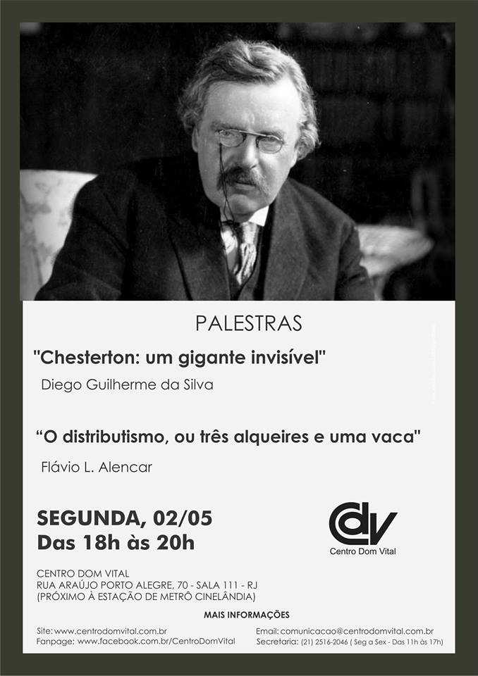 CHESTERTON -EVENTO