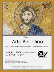 Curso de Arte Bizantina