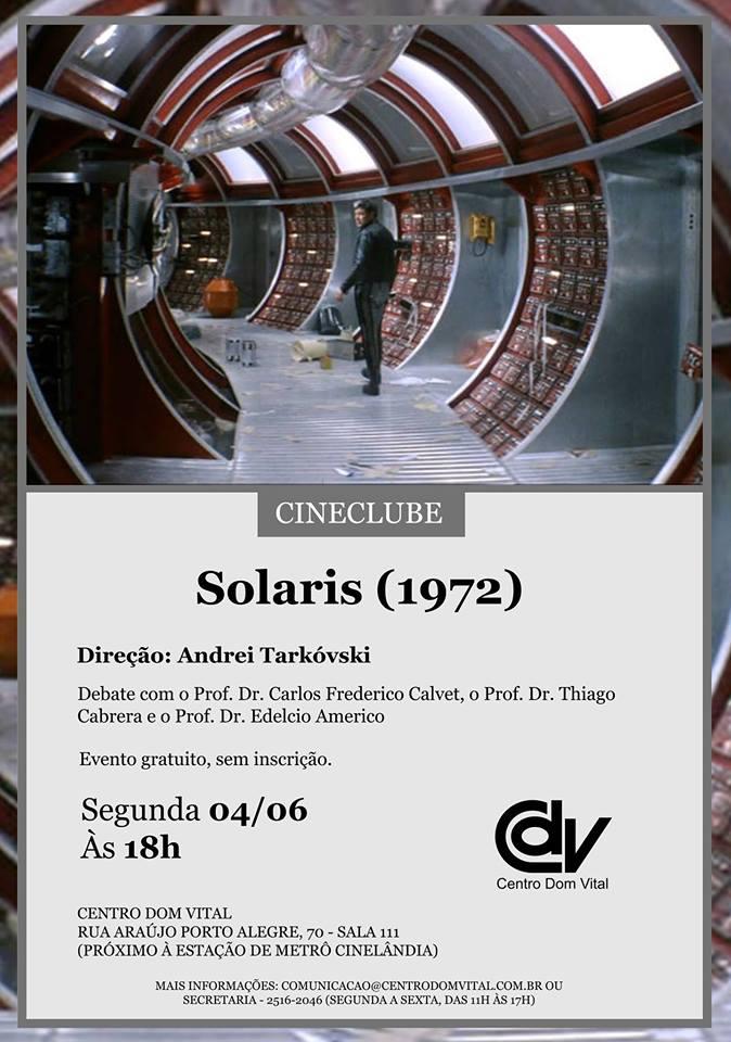 "Cineclube ""Solaris (1972)"""