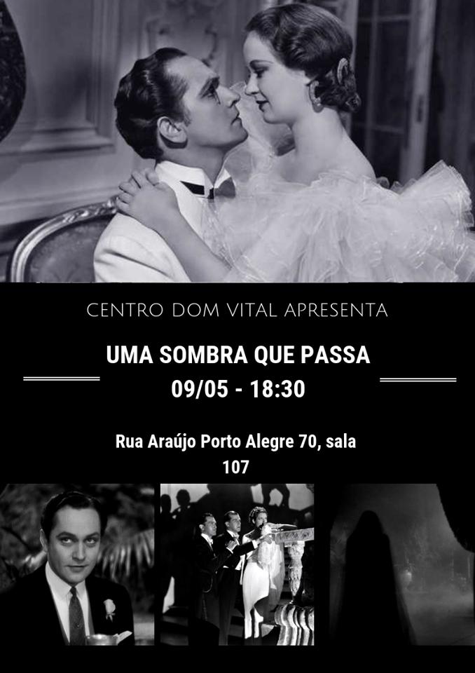 "Cineclube ""Uma Sombra que Passa"""
