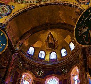 Conversões e reconversões de Santa Sofia