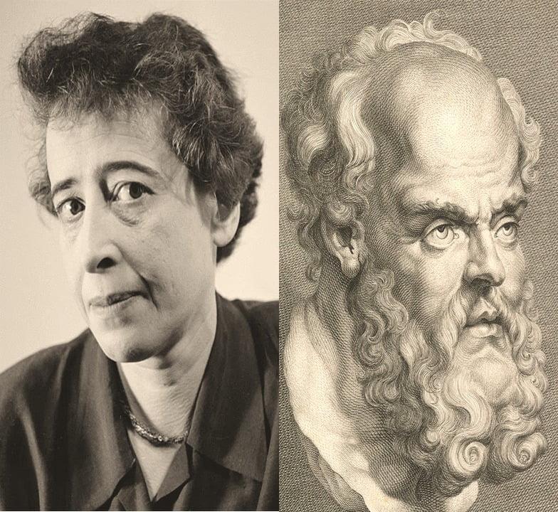 O Sócrates de Hannah Arendt